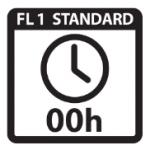 ANSI FL1 Tiempo ejecución