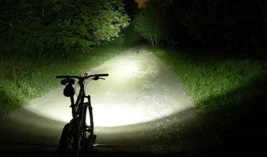 Comprar linternas frontales para Bici