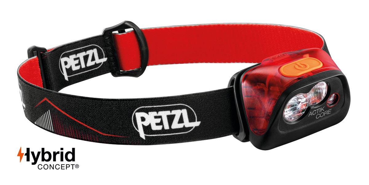 Reseña Petzl Actik Core