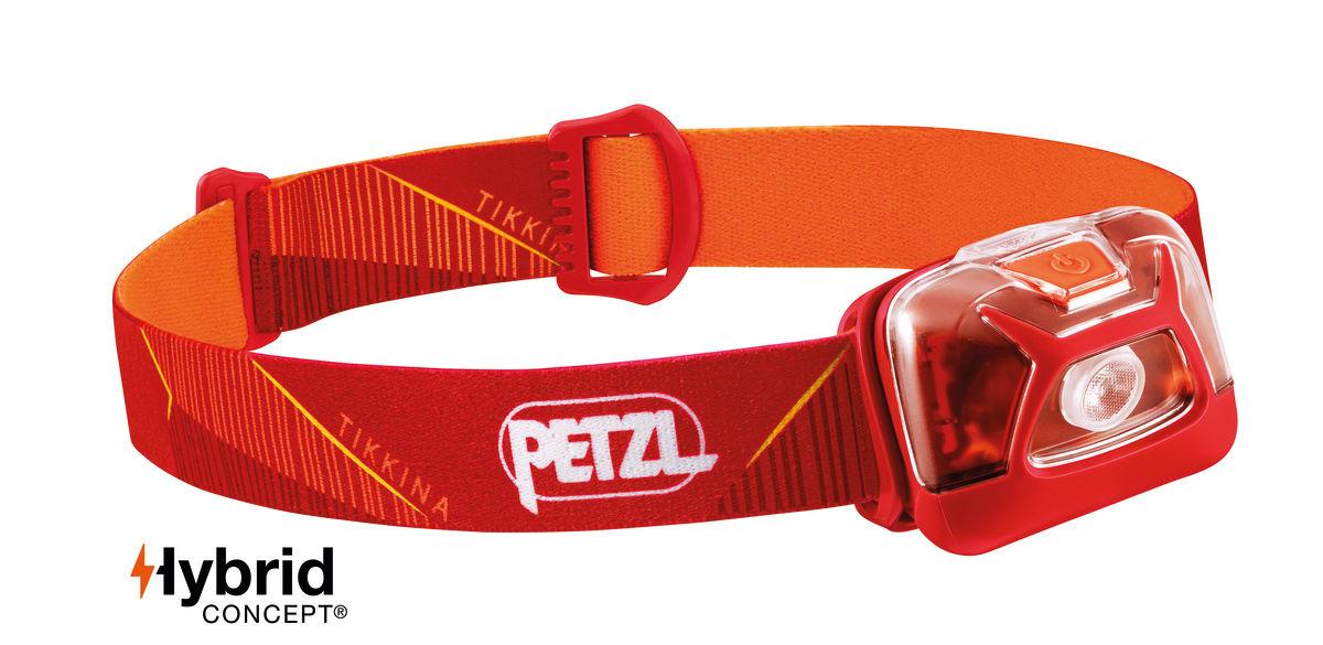 Review Petzl Tikkina